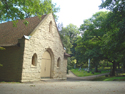 Monongahela Cemetery Chapel - Click Here to Enlarge
